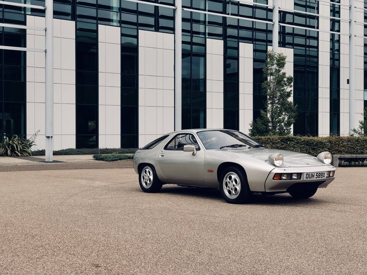 1982 STUNNING SERIES 1 PORSCHE 928  For Sale (picture 6 of 6)