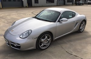 PORSCHE CAYMAN 2.7 MANUAL