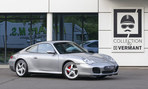 Porsche 996 4S - Manual - ONLY 64.850km's!
