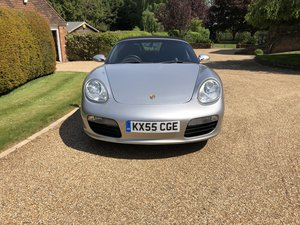 Porsche Boxster 2.7 (987)