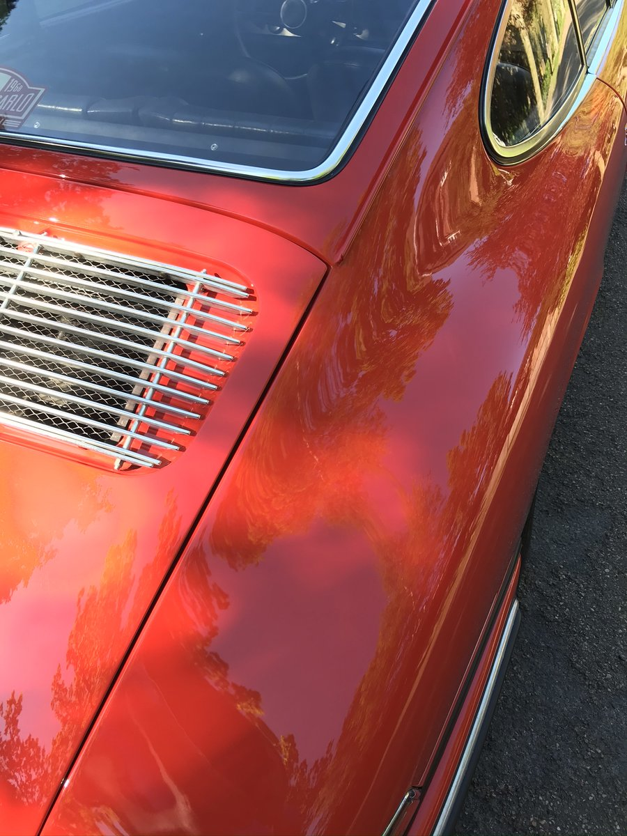 1968 Porsche 912 coupe - Cover Star - stunning For Sale (picture 4 of 6)