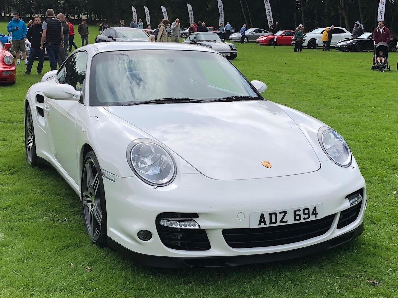 Picture of 2008 Porsche 911 997 3.6 Turbo Coupe Manual For Sale