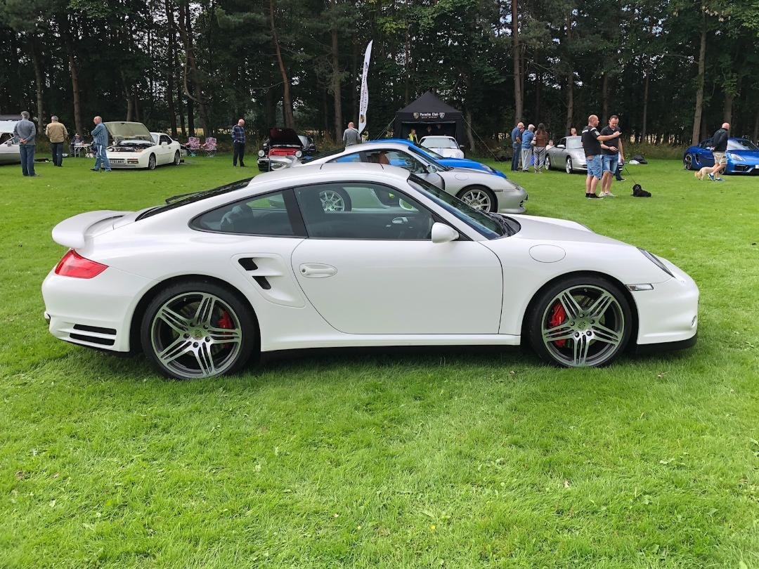 2008 Porsche 911 997 3.6 Turbo Coupe  For Sale (picture 4 of 6)
