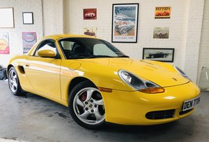 Picture of 2000 PORSCHE 986 BOXSTER 3.2 S - LOW MILES AND OWNERS, HUGE SPEC SOLD