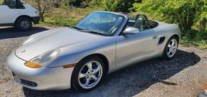 2001 PORSCHE BOXSTER 2.7 MANUAL.p/x/swap? For Sale
