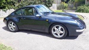 1995 Porsche 911 (993) Tiptonic 85k miles For Sale