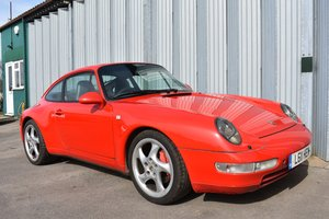 1993 Porsche Carrera 30/5/20 SOLD by Auction