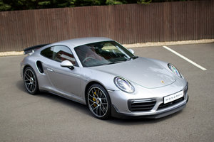 2017/17 Porsche 911 991.2 Turbo S