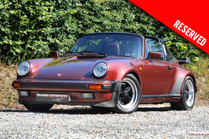 Picture of 1986 RESERVED - Porsche 911 Carrera 3.2 Turbo-Look SSE Targa SOLD