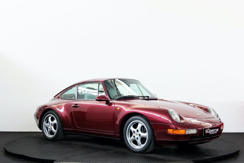 Porsche 993 Carrera - Manual - 1996 - Varioram For Sale (picture 2 of 6)