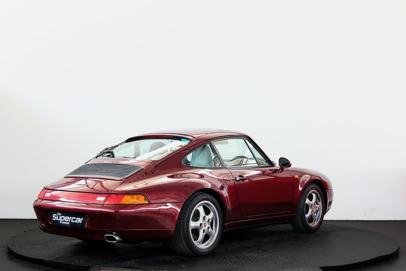 Porsche 993 Carrera - Manual - 1996 - Varioram For Sale (picture 3 of 6)