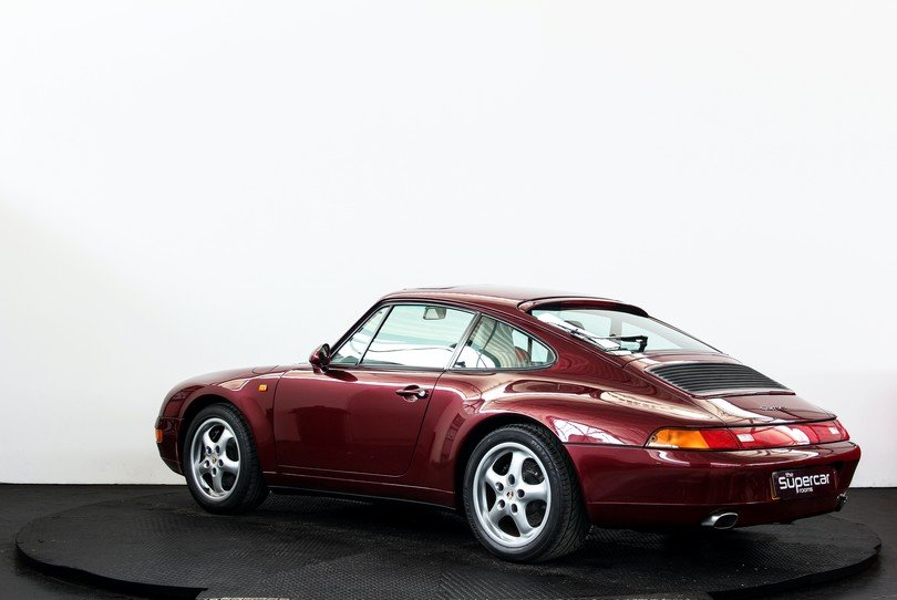 Porsche 993 Carrera - Manual - 1996 - Varioram For Sale (picture 4 of 6)