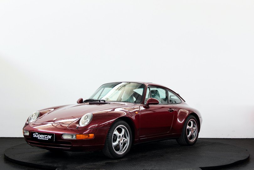 Porsche 993 Carrera - Manual - 1996 - Varioram For Sale (picture 5 of 6)