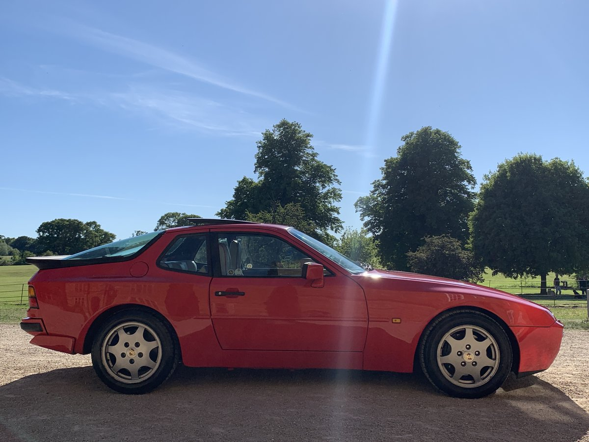 1989 Porsche 951 944 Turbo  For Sale (picture 1 of 6)