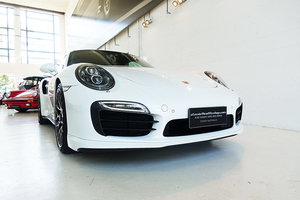 low kms, immaculate 991 Turbo S, PDK, books