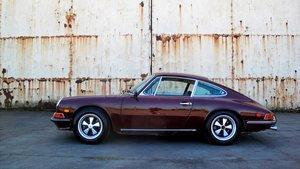 1968 Porsche 911 SWB Original and Special.