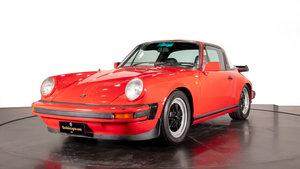 PORSCHE 911 SC TARGA - 1983