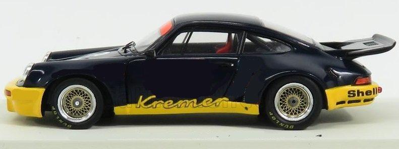 1973 PORSCHE 911 RSR KREMER
