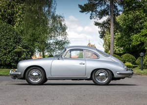 Picture of 1963 Porsche 356B T6 Coup SOLD by Auction