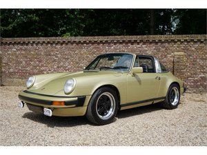 1978 Porsche 911 SC Targa fully histored, lots of history, rebuil For Sale