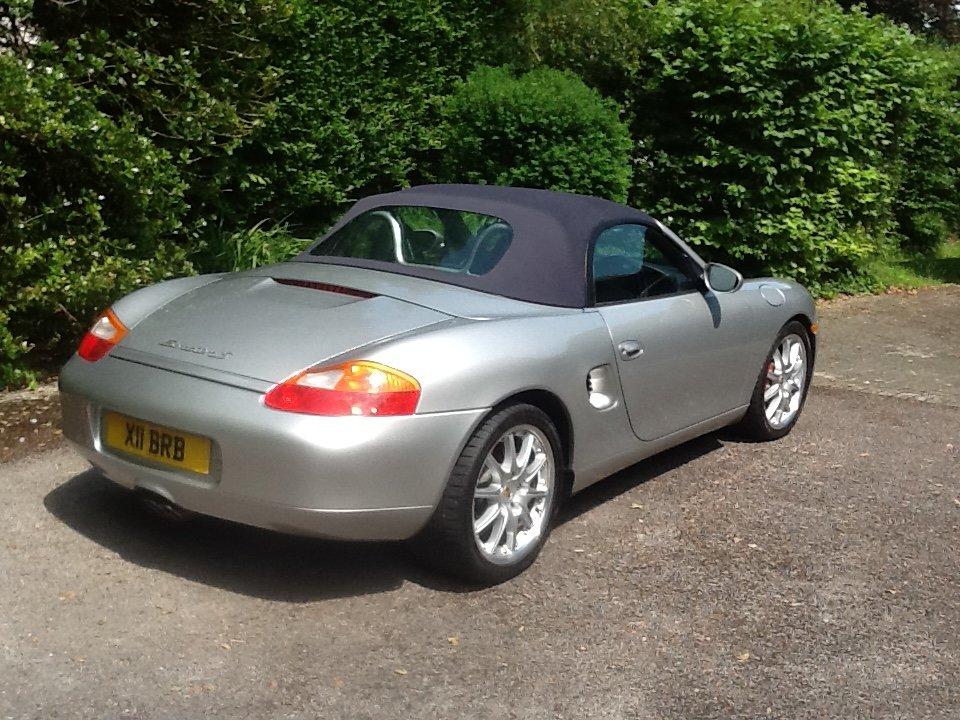 2000 Outstanding Porsche Boxster S (19k miles) SOLD (picture 3 of 3)