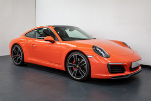 "Porsche 991.2 Carrera ""S"" Coupe Twin Turbo. 7 Speed PDK."