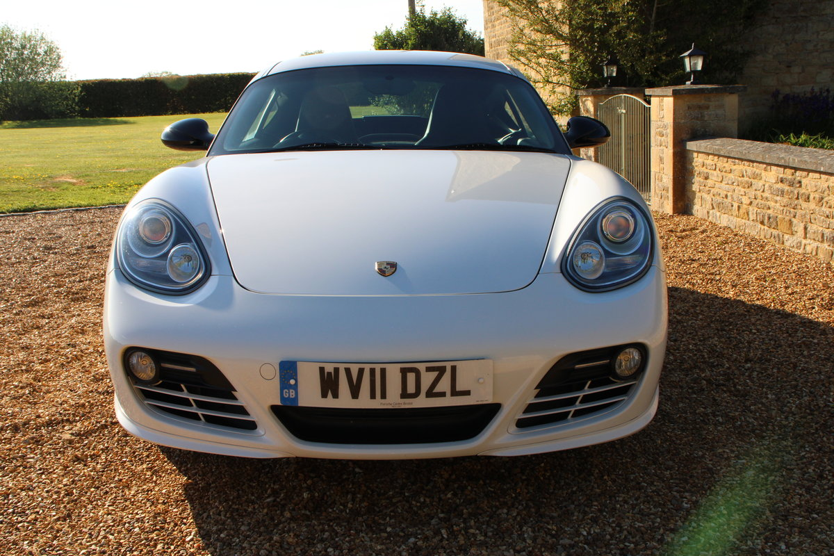 2011 PORSCHE CAYMAN 3.4 S – 35,000 MILES – £27,950 For Sale (picture 2 of 6)