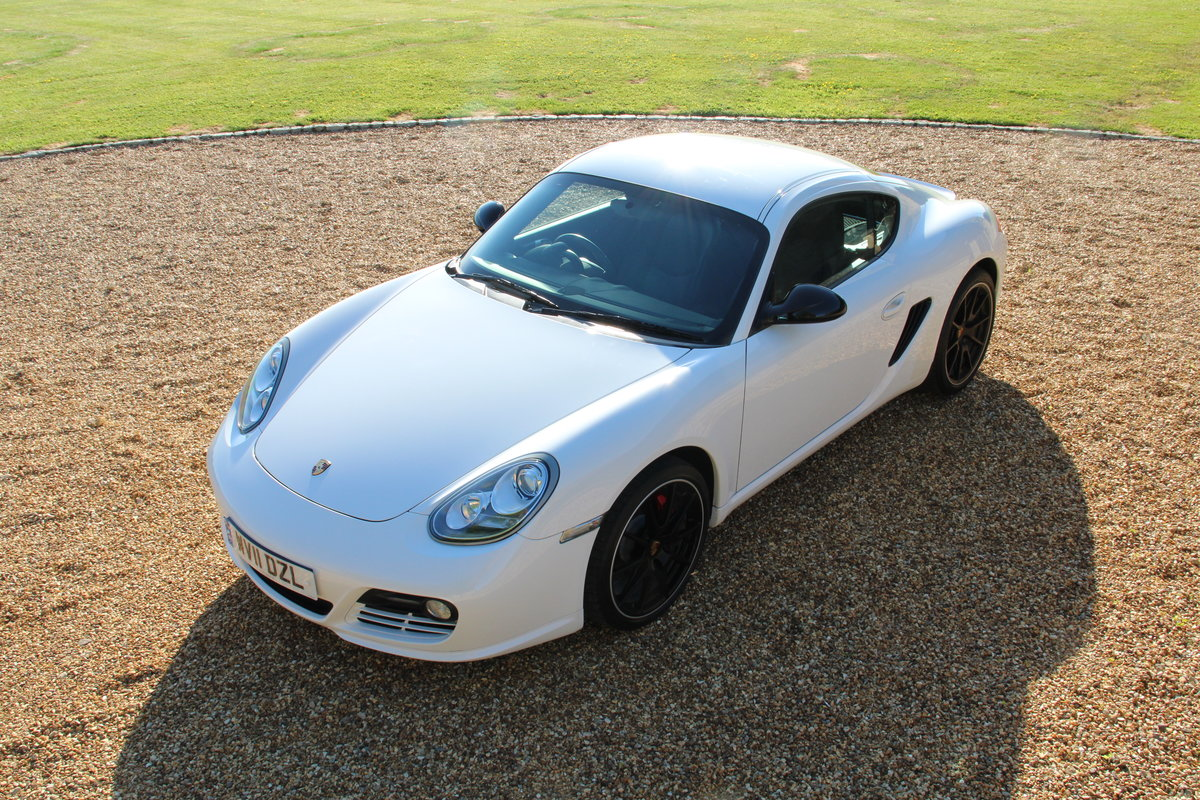 2011 PORSCHE CAYMAN 3.4 S – 35,000 MILES – £27,950 For Sale (picture 3 of 6)