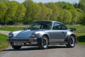 1980 Porsche 911 Turbo - UK RHD 16,000 miles 4 owners