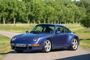 1997 Porsche 993 C2S - 29,000 miles - Outstanding Throughout SOLD