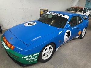 Porsche 944 Turbo Cup Strähle Autosport