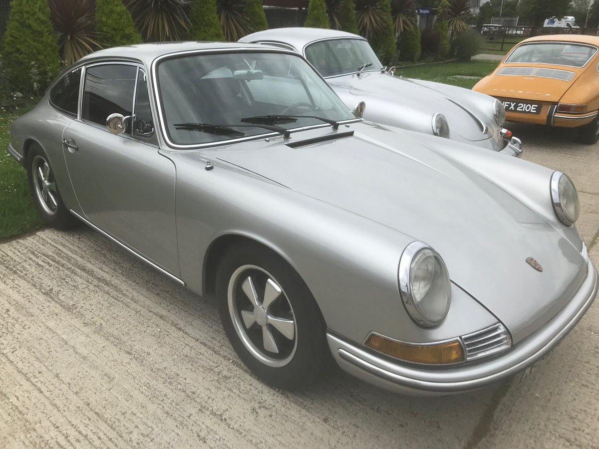 1967 LHD Porsche 912 coupe SOLD (picture 1 of 6)