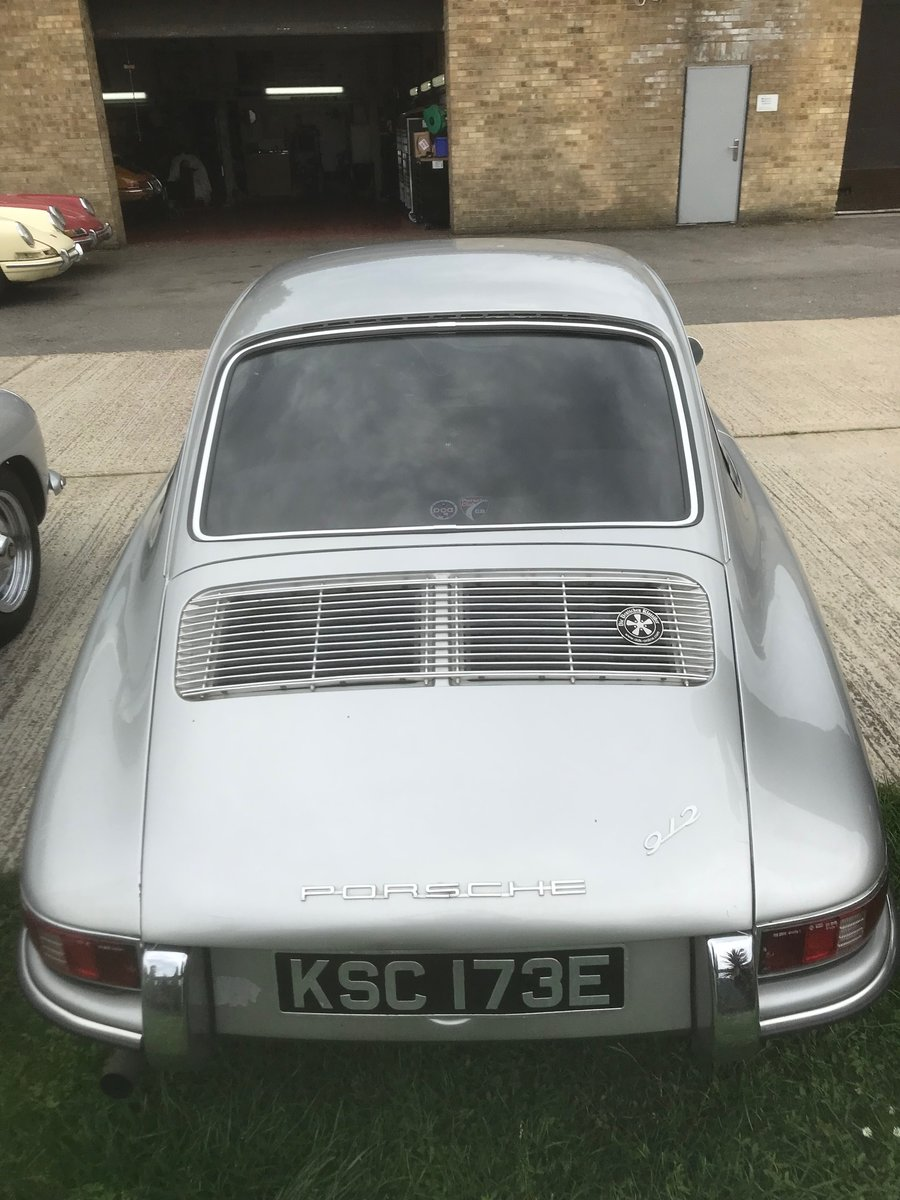 1967 LHD Porsche 912 coupe SOLD (picture 3 of 6)