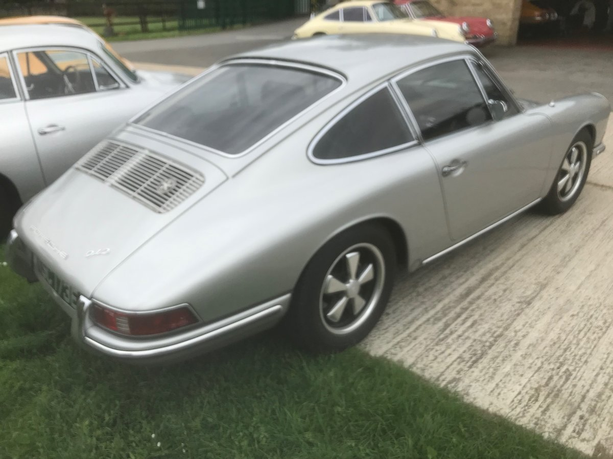 1967 LHD Porsche 912 coupe SOLD (picture 5 of 6)