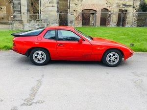 Porsche 924s Rare
