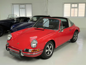 Picture of 1969 Porsche 912 Targa 2.0 Twin Spark SOLD