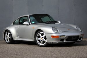 1997 Porsche 911 / 993 Carrera S2 LHD