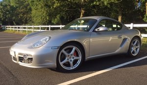 Porsche Cayman S 987 FSH 6 Speed Man Low Mileage