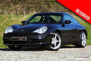 RESERVED - Porsche 996 Targa Tiptronic S