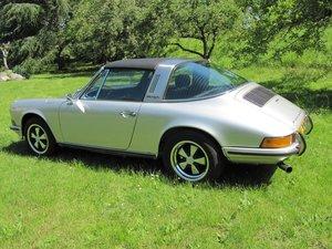 1973 Porsche 911 2.4 E Targa For Sale