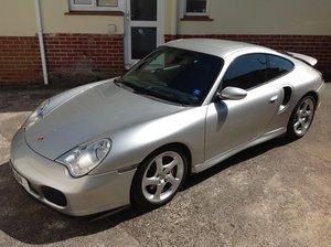 2001 Porsche 911  996 Turbo Tiptronic S. Mileage 52K.