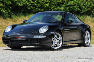 Porsche 997 Carrera 2 S manual coupe