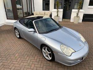 2003 Porsche 911 Cabriolet 3.6 Tiptronic