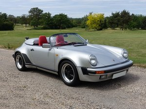 1989 Porsche 911 Turbo-Bodied Speedster - 7,008 Miles Only!! For Sale