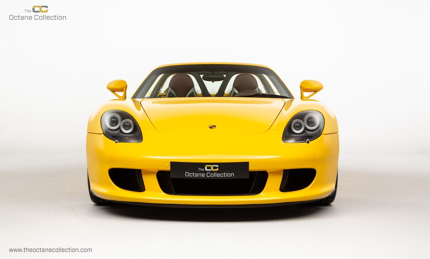 2006  PORSCHE CARRERA GT // SPEED YELLOW // ENGINE OUT SERVICE For Sale (picture 3 of 23)