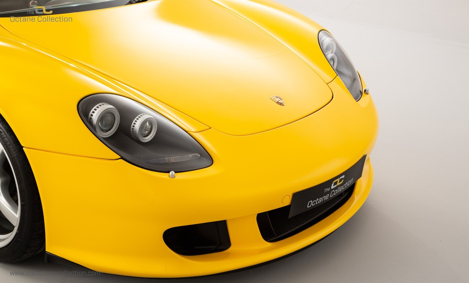 2006  PORSCHE CARRERA GT // SPEED YELLOW // ENGINE OUT SERVICE For Sale (picture 4 of 23)