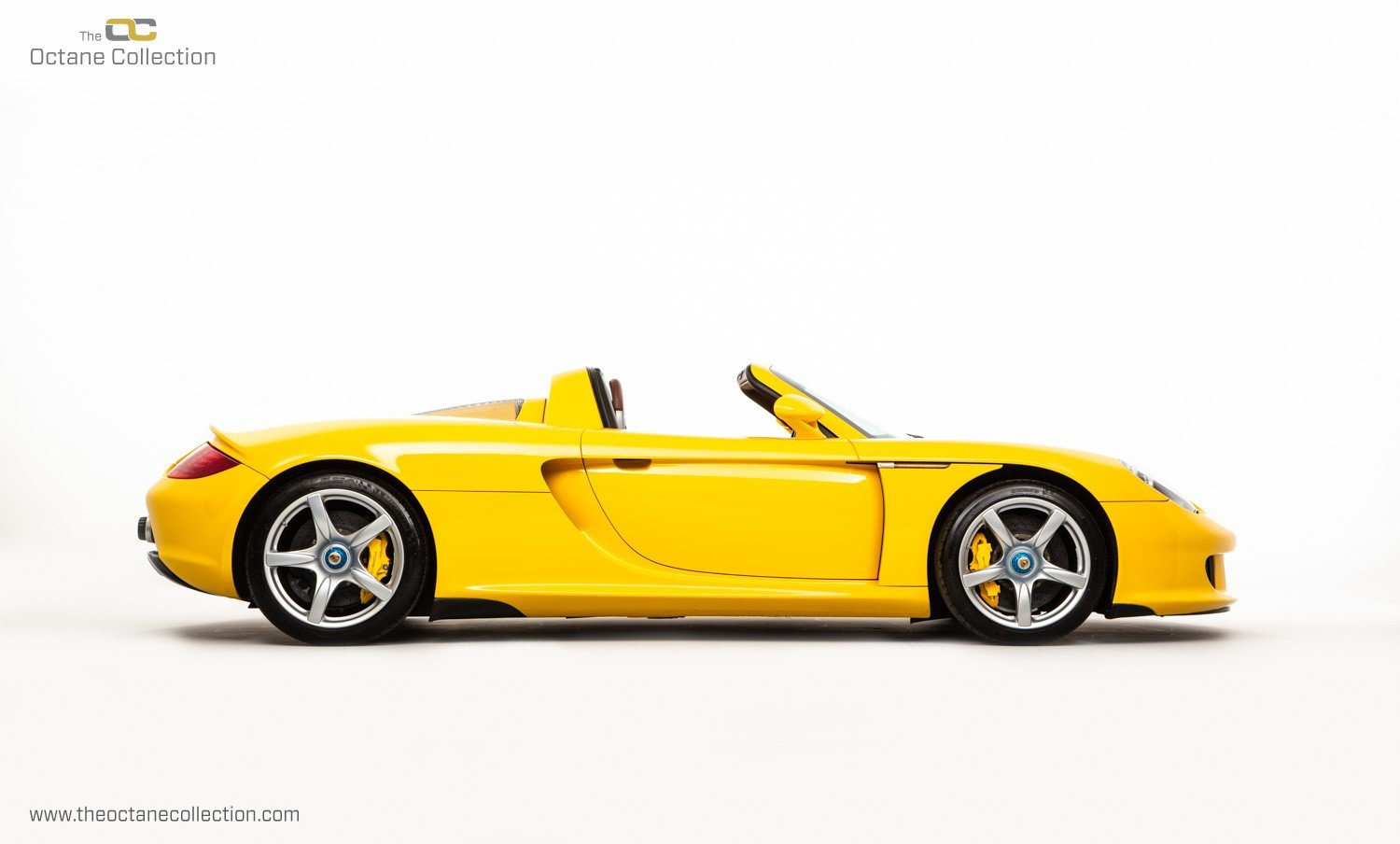 2006  PORSCHE CARRERA GT // SPEED YELLOW // ENGINE OUT SERVICE For Sale (picture 5 of 23)