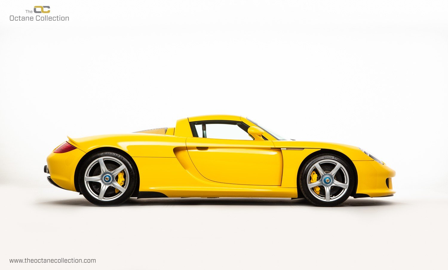 2006  PORSCHE CARRERA GT // SPEED YELLOW // ENGINE OUT SERVICE For Sale (picture 6 of 23)