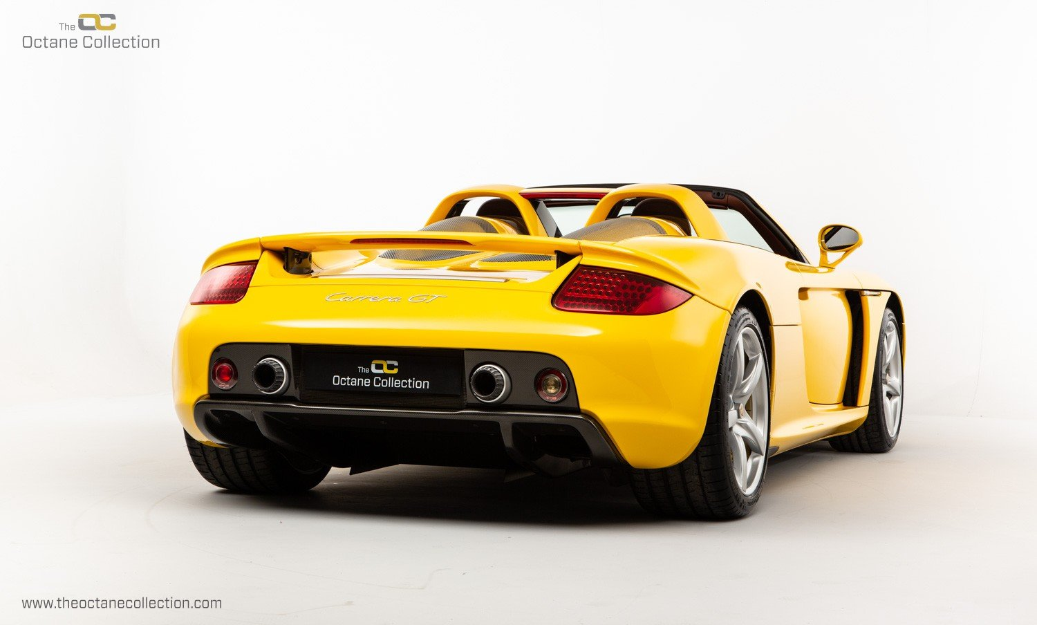 2006  PORSCHE CARRERA GT // SPEED YELLOW // ENGINE OUT SERVICE For Sale (picture 7 of 23)
