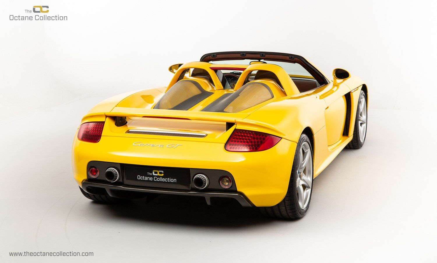 2006  PORSCHE CARRERA GT // SPEED YELLOW // ENGINE OUT SERVICE For Sale (picture 8 of 23)